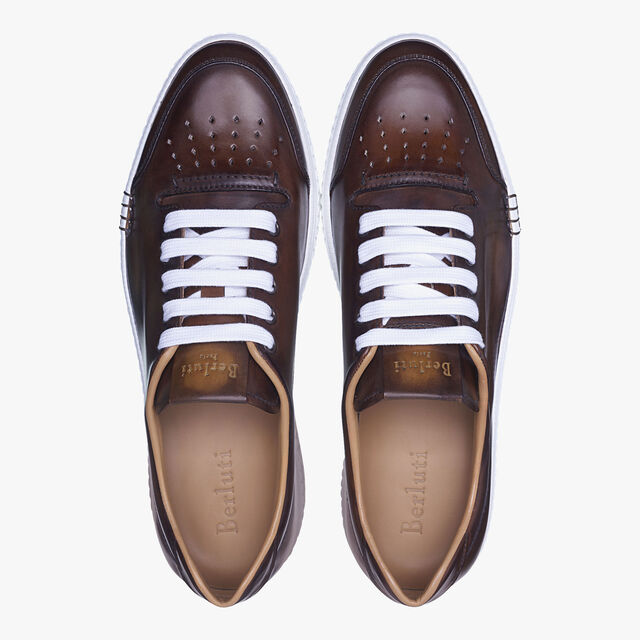 Playtime Leather Sneaker, MOGANO, hi-res