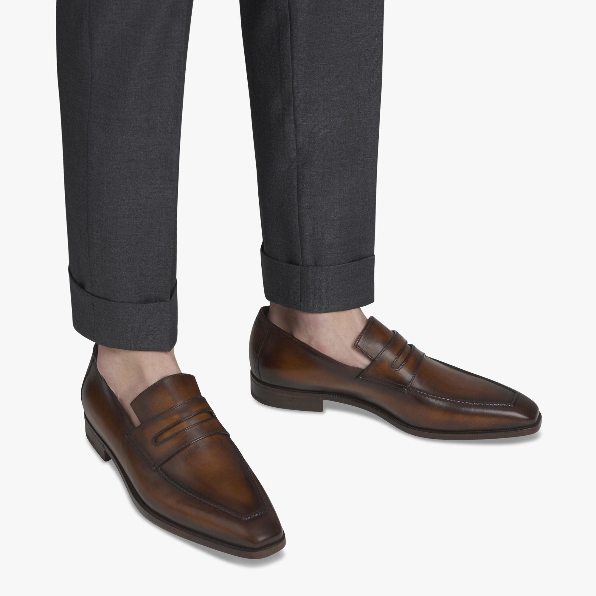 Demesure Loafer Demesure Berluti Leather Leather Andy Loafer