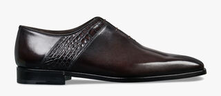Scars Démesure Venezia Calfskin and Alligator Oxford, TDM, hi-res