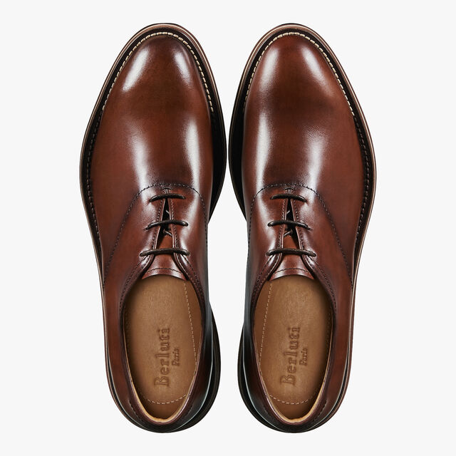 Alessio Leather Oxford, MOGANO, hi-res