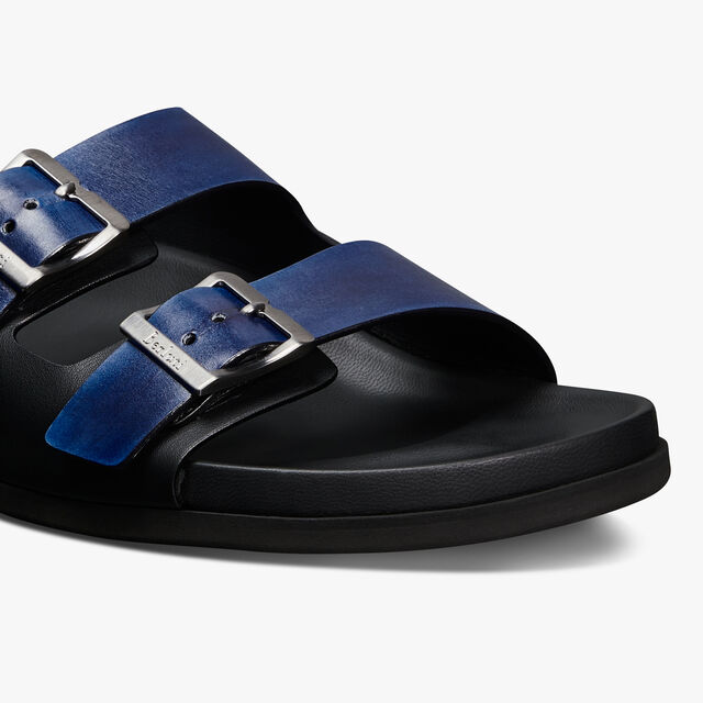 Egio Leather Strap Sandal, ROTHKO, hi-res