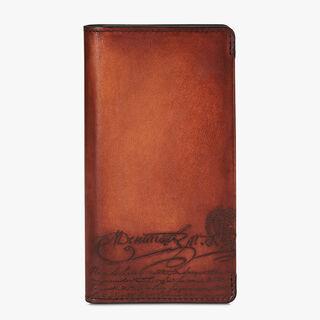 Coque Iphone 8 Folio, COGNAC, hi-res