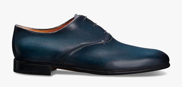 Gaspard Galet Leather Oxford, DEEP ROTHKO, hi-res