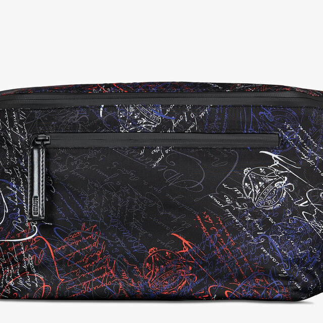 Complice Large Scritto Nylon Belt Bag, NEW WAVE, hi-res