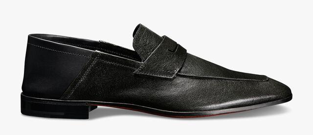 Lorenzo Kangaroo Leather Loafer, ENGLISH GREEN, hi-res
