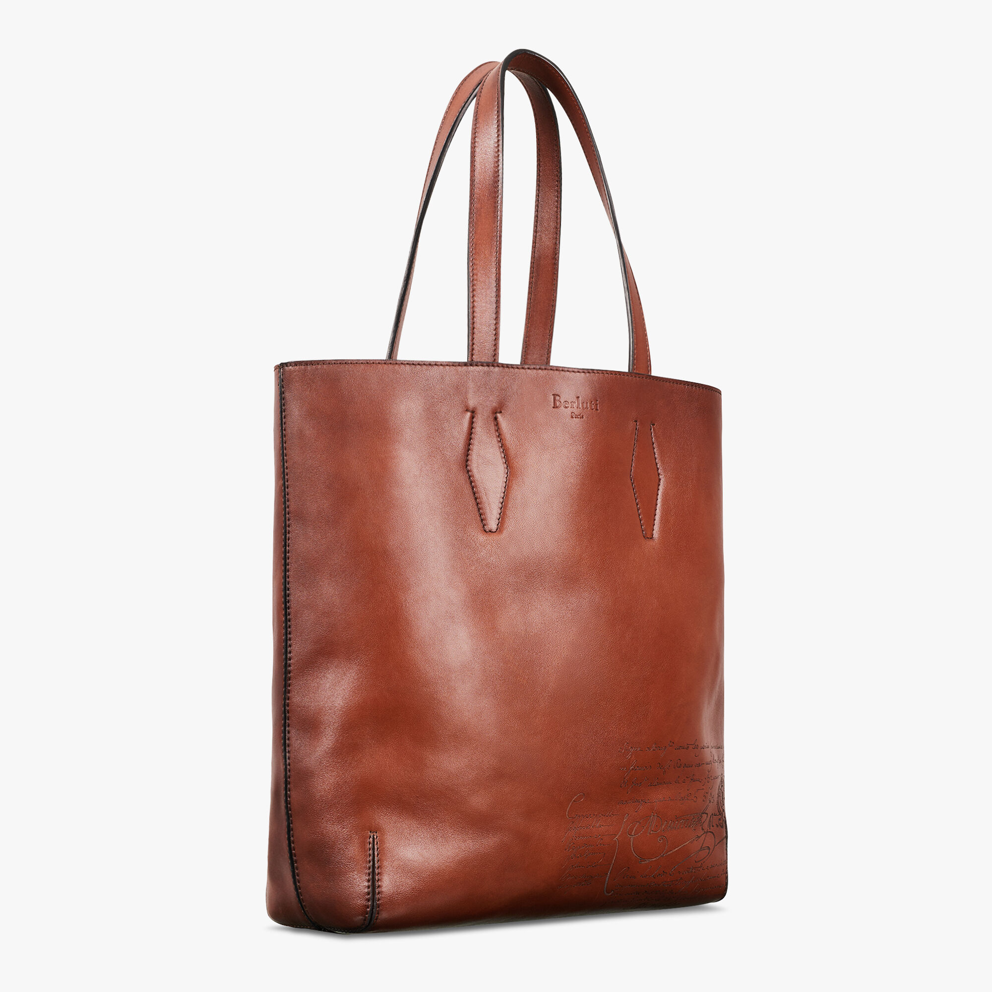 Esquisse leather tote Berluti