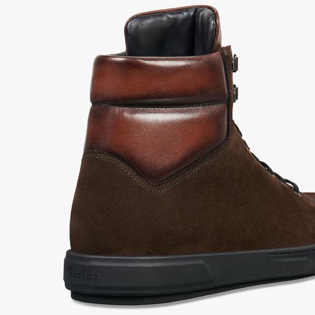 New Tibeta Calf Suede Leather Boot, TDM, hi-res