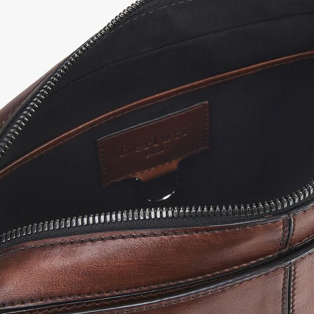 Monolithe Medium皮革单肩包, MOGANO, hi-res