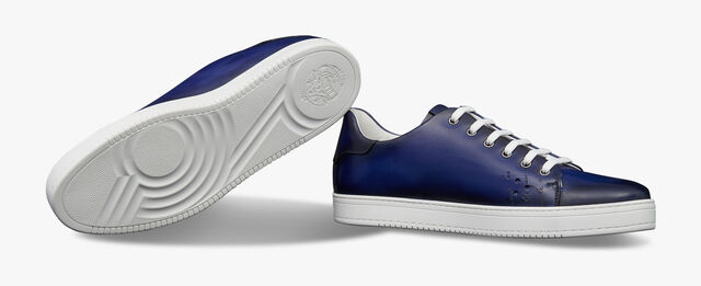 Playtime Scritto Leather Sneaker, UTOPIA BLUE, hi-res