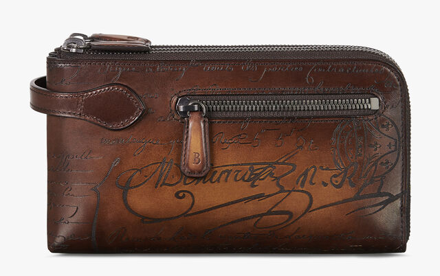 Tiriwa Scritto Leather All In One, TOBACCO BIS, hi-res