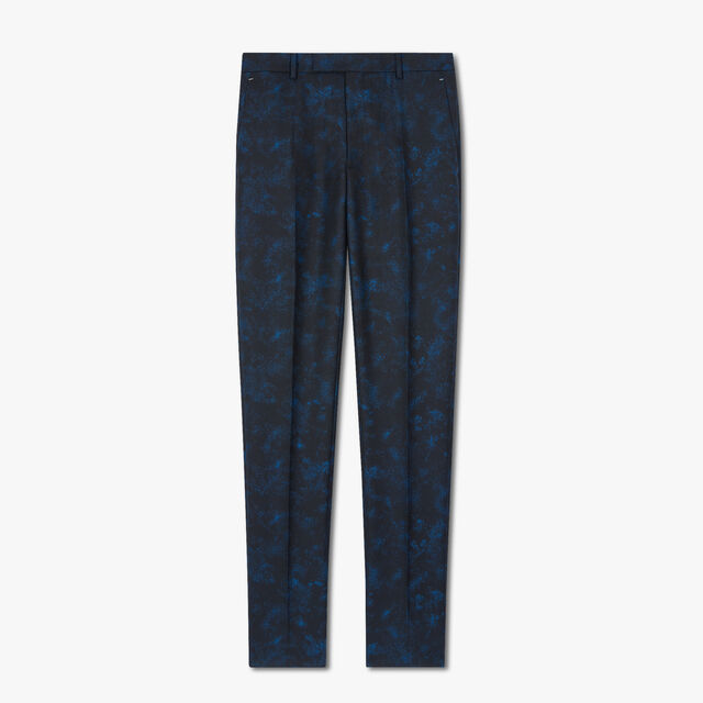Marble Alessandro Trousers, BLUE MARBLE, hi-res