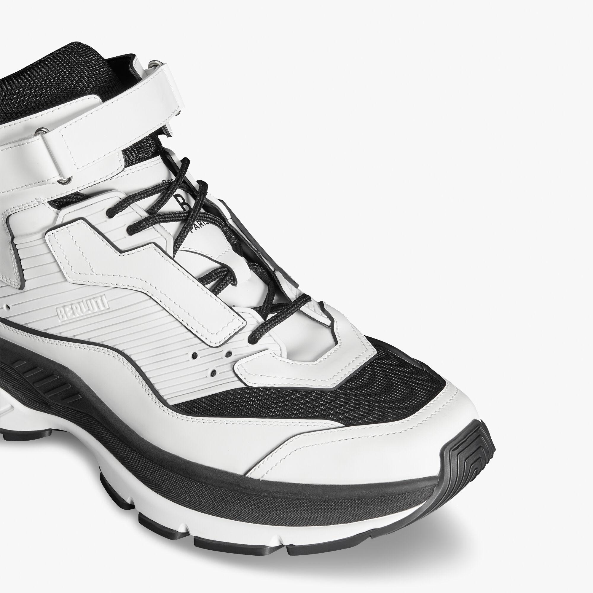 Gravity Leather High-Cut Sneaker
