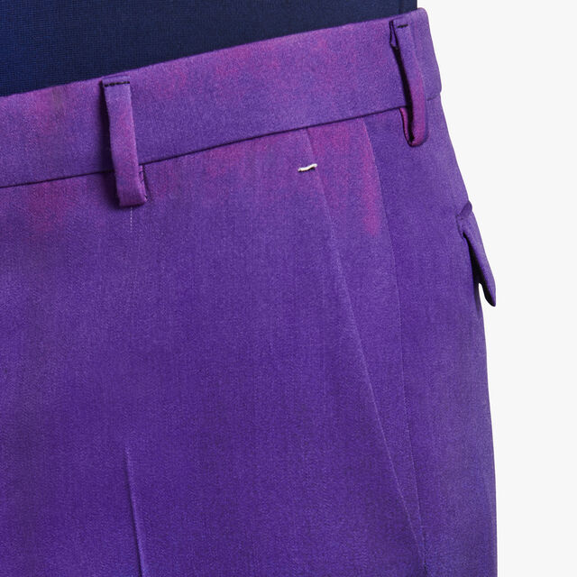 Lev Khesin Alessandro Trousers, LIGHT TO DARK PURPLE, hi-res
