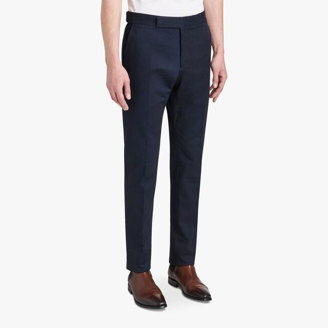 Cotton Chino Pants, ECLIPSE, hi-res