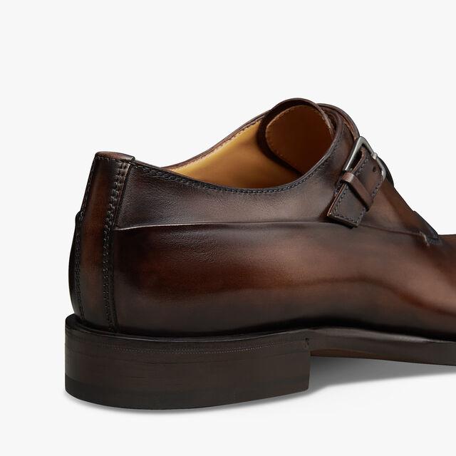 Equilibre Leather Monk Shoe, TDM INTENSO, hi-res