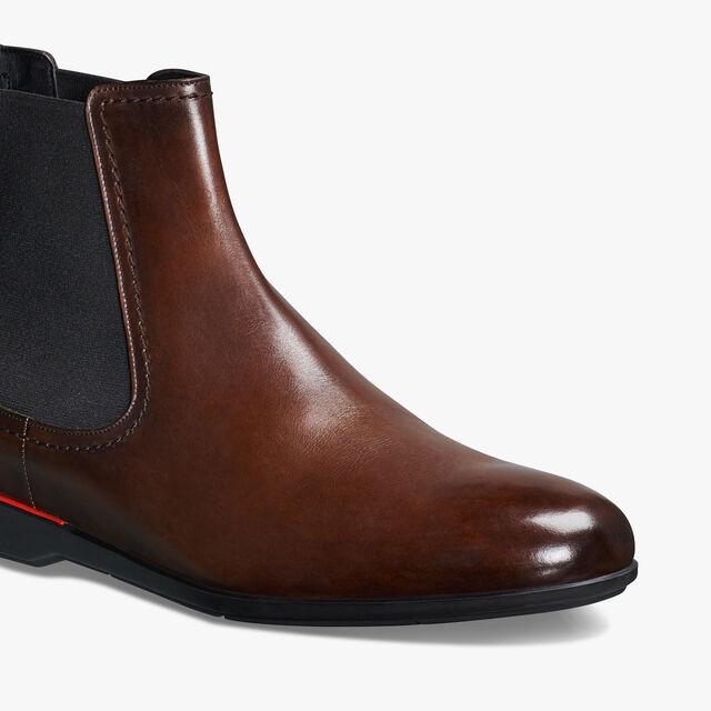 Ferrari Calf Leather Boot - In-Store Exclusive, BRUN, hi-res