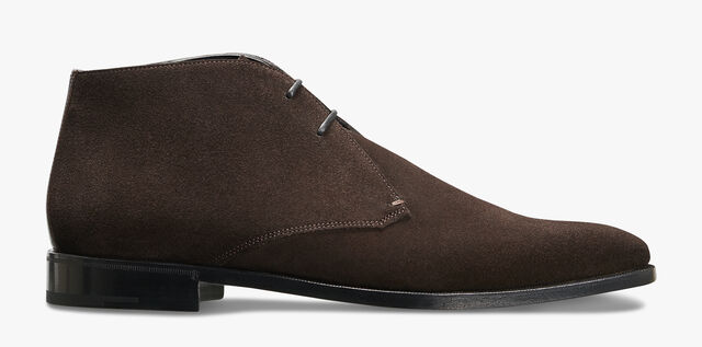 Classic Demesure Suede Leather Boot, TDM, hi-res