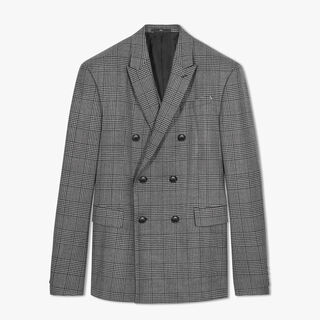 Veste Coupe Regular Doublée Prince De Galles