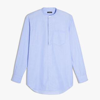 Cotton Shirt, PALE SKY, hi-res