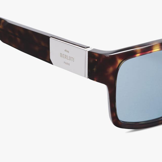 Thunder Scritto Acetate Sunglasses, HAVANA+VINTAGE BLUE, hi-res