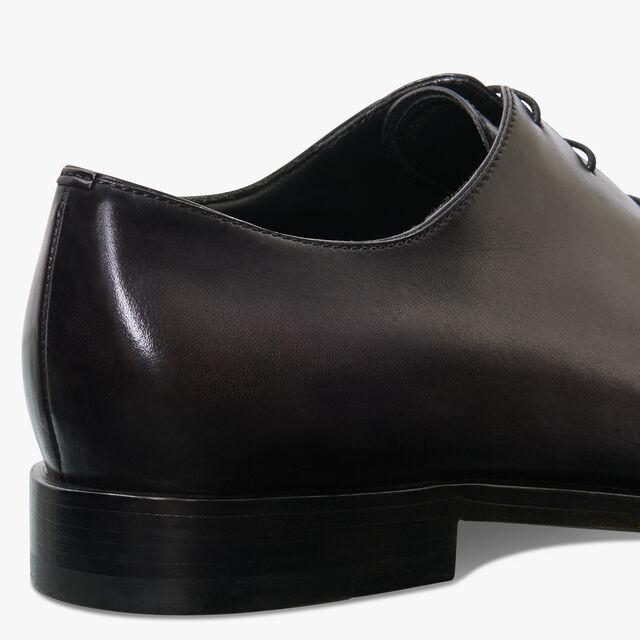 Alessandro Eclair Leather Oxford, DEEP BLACK, hi-res