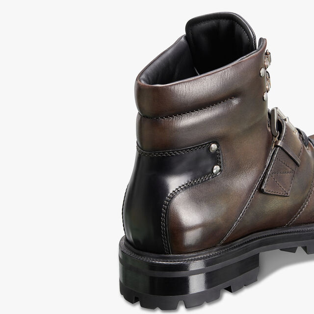 Brunico Leather Boot, ICE BROWN, hi-res
