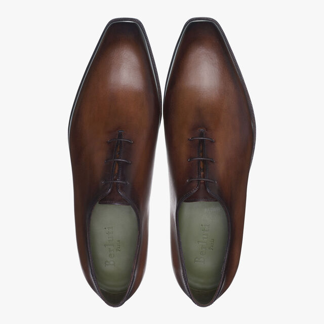 Alessandro Démesure Leather Oxford, CACAO, hi-res