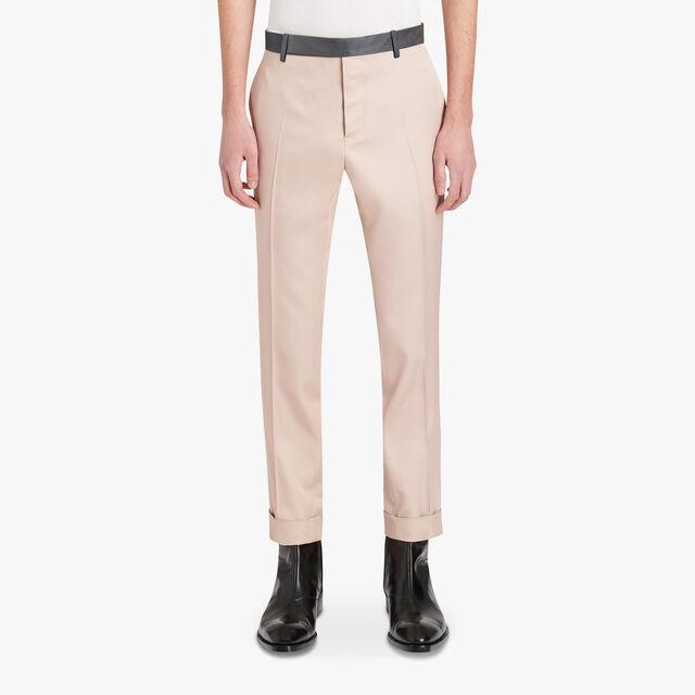 Wool-Blend Formal Pants, DUSTY PINK, hi-res