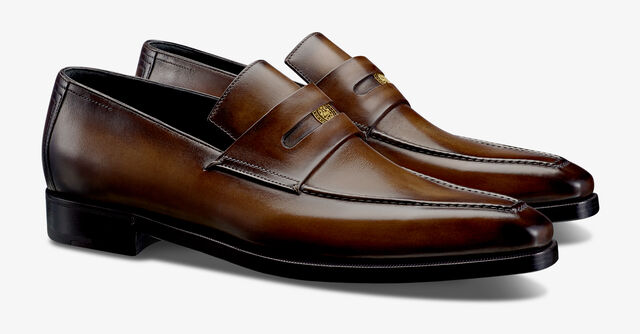 Berluti 125th Anniversary Andy Penny Loafer, TDM INTENSO, hi-res