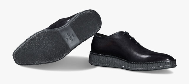 Alessandro Creepers Démesure Leather Oxford, NERO, hi-res
