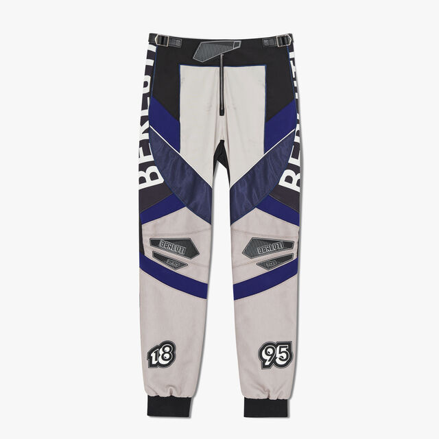 Motocross Nylon Pants, CAOS NIGHT, hi-res
