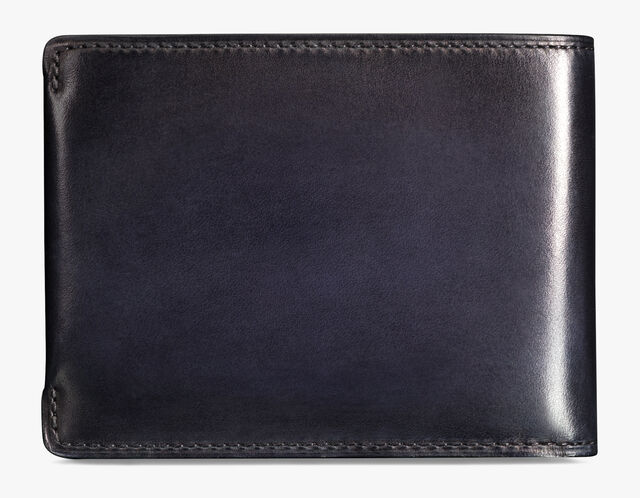 Essentiel Leather Patina Illusion Wallet, EMERALD, hi-res