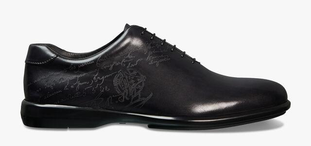AMADEO PERUGIA牛津鞋, MEDIUM FLANEL, hi-res