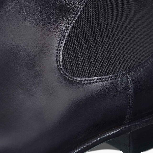 Caractère Capri Leather Boot, NERO GRIGIO, hi-res