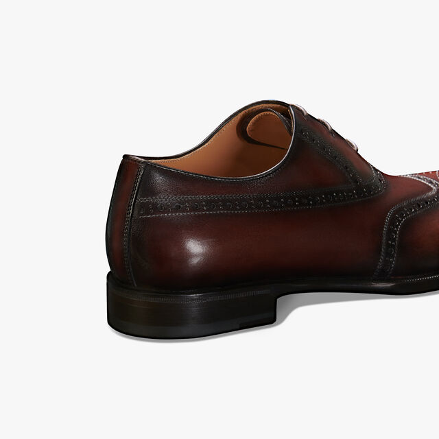 Classic Dune Leather Oxford, BRUN, hi-res