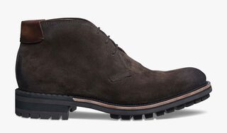 Contrast Oslo Suede Leather Boot, TDM, hi-res