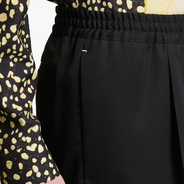 Shoe Lace Jogging Trousers, NOIR, hi-res