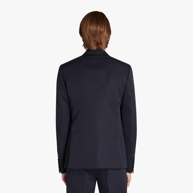 Slim Fit Japanese Wool Suit Jacket, ULTRAMARINE, hi-res