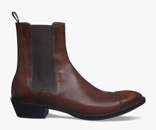 Keith Austin Leather Boot, MOGANO, hi-res