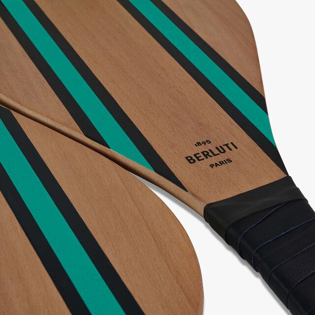 Wood Beach Racket Set, NAVY BLU, hi-res