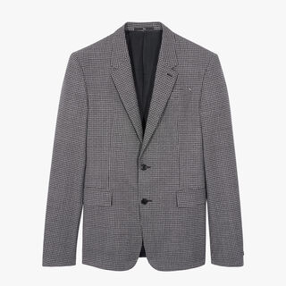 Check Alessandro Lined Jacket