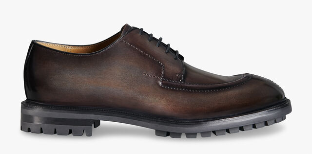 Altitude Leather Derby, ICE BROWN, hi-res