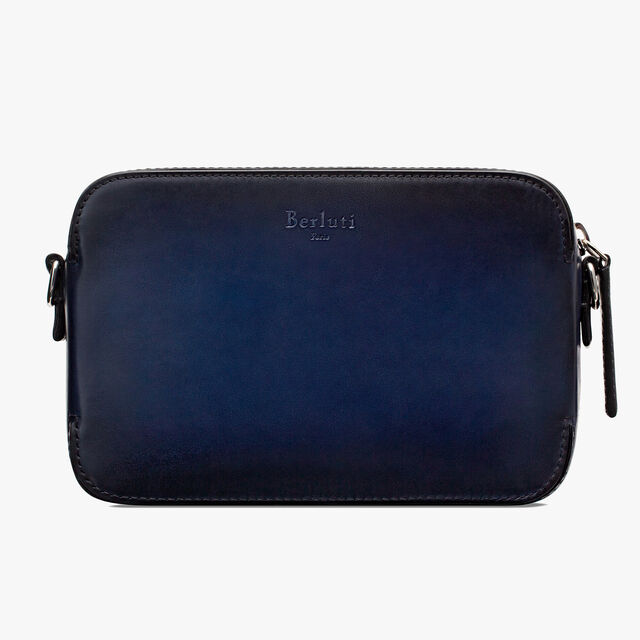 Profil Engraved Calf Leather Clutch - Asia Exclusive, ROTHKO, hi-res