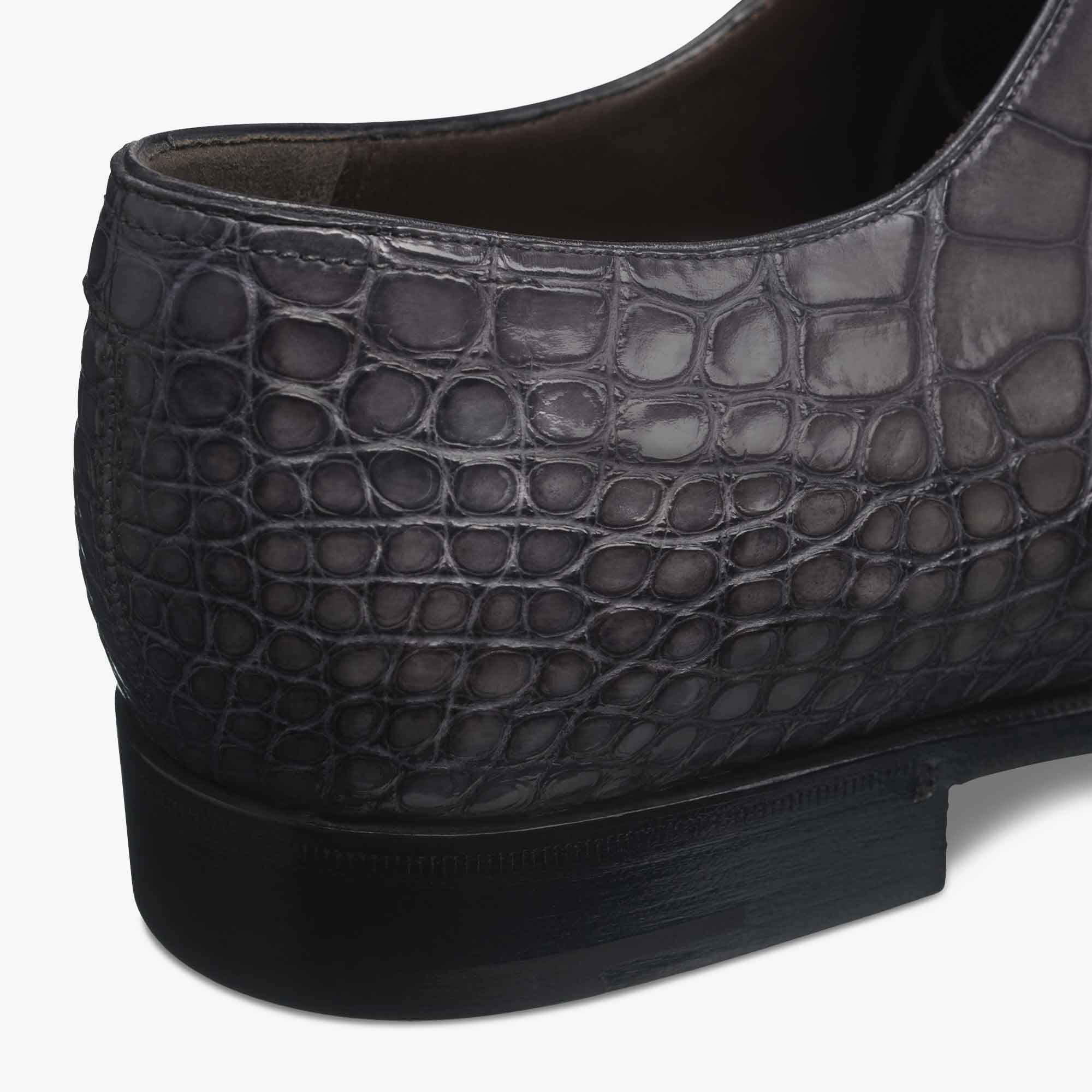 Alessandro Demesure Alligator Leather