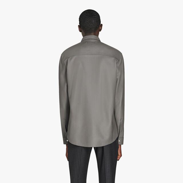 鹿皮衬衫, DARK LEAD, hi-res
