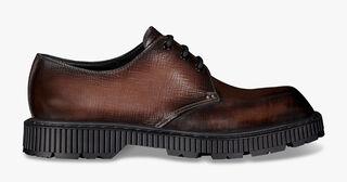Camden皮革德比鞋