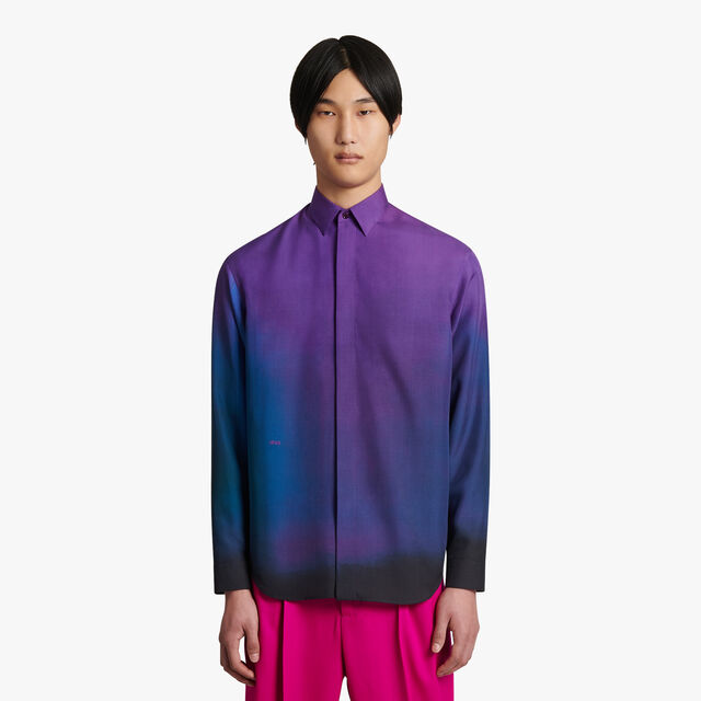 Lev Khesin真丝衬衫