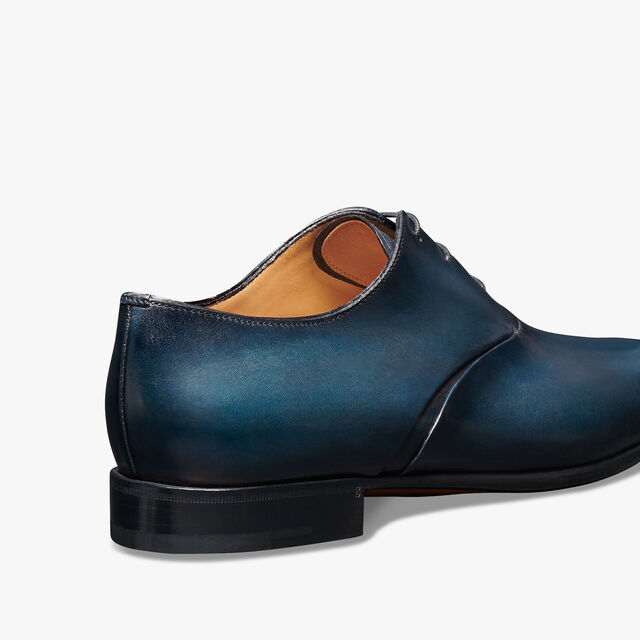 Gaspard Galet Leather Oxford, DEEP ROTHKO, hi-res