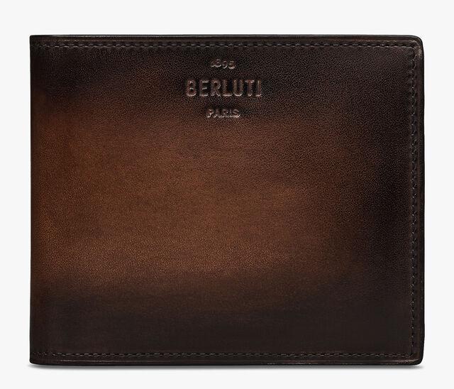 Makore Slim Leather Wallet, TDM INTENSO, hi-res