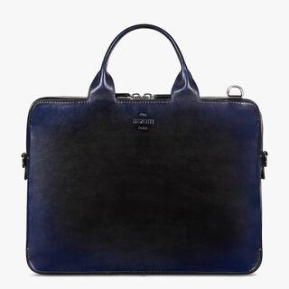Profil 3 Mini Leather Briefcase